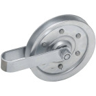 National 4 In. 2-Car Garage Door Pulley Image 1