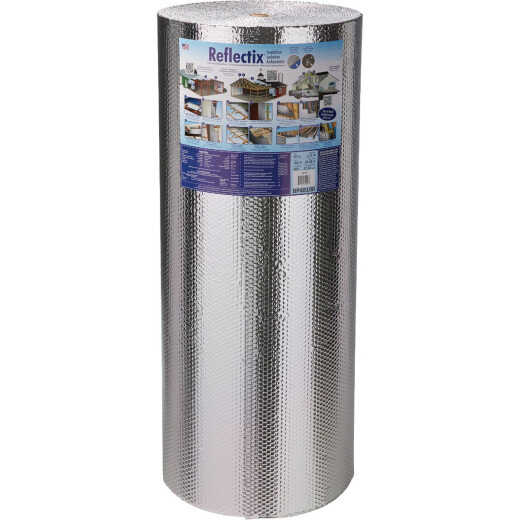 Reflectix 48 In. x 100 Ft. Double Reflective Insulation