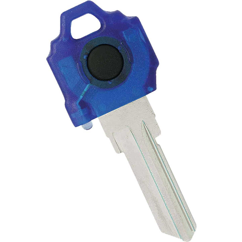 Giant HQ KeyLights Blue LED Light Key Image 1