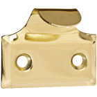 National 135 Brass Steel Window Sash Lift (2 Count) Image 1