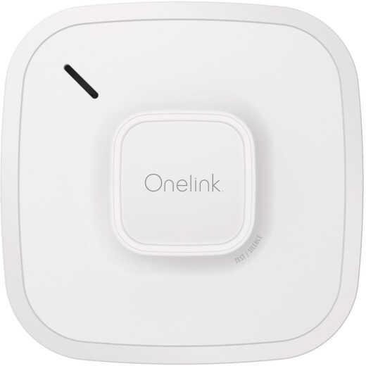 First Alert Onelink Hardwired 120V Photoelectric Smart Carbon Monoxide and Smoke Alarm