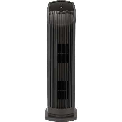 Holmes HEPA 188 Sq. Ft. Black Tower Air Purifier