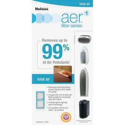 Holmes Aer Replacement HEPA Air Purifier Filter
