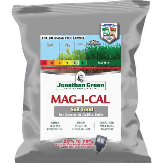 Jonathan Green MAG-I-CAL 18 Lb. 5000 Sq. Ft. 35% Calcium Lawn Fertilizer