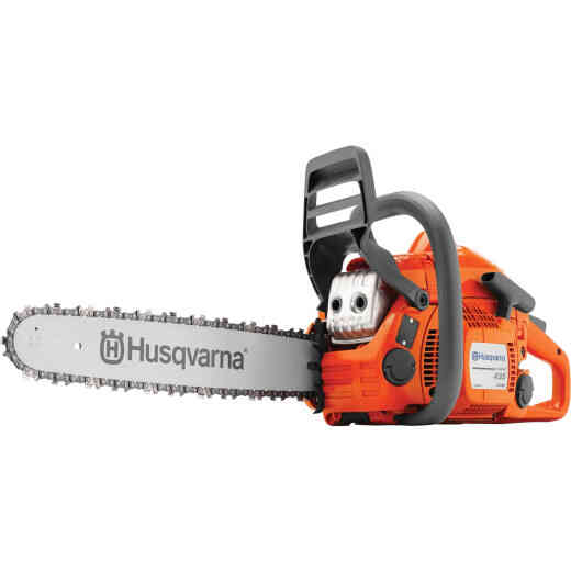 Husqvarna 435 16 In. 40.9 CC Gas Chainsaw