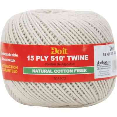 Do it 15-Ply x 510 Ft. Natural Cotton Twine