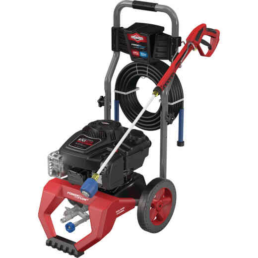 Briggs & Stratton PowerFlow+ 3100 psi 4.5 GPM Gas Pressure Washer