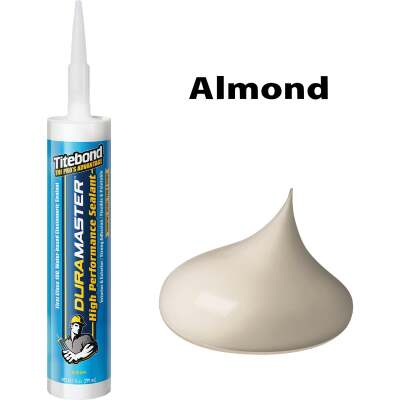 Titebond DuraMaster Sealant 10.1 Oz. Cartridge, Almond