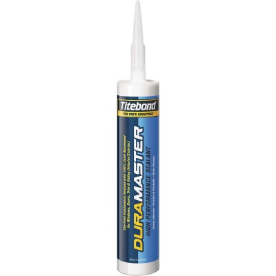 Titebond DuraMaster Sealant 10.1 Oz. Cartridge, Dark Brown