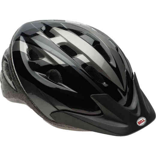 Bell Sports 14+ Adult Medium Or Large Adjustable Bicycle Helmet