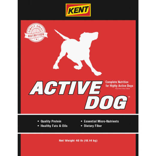 Kent Active Dog 40 Lb. Adult Dry Dog Food